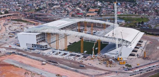 Valor final da Arena Corinthians superou o que estava previsto inicialmente. Cartolas acham que Lava Jato pode mudar situação