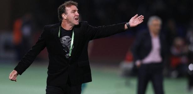 Cuca é procurado pelo diretor de futebol Alexandre Gallo e pode voltar ao Atlético-MG