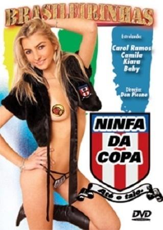 """Em 2010, a Brasileirinhas lançou seu """"Copa do Sexo"""", com garotas fazendo alusão aos países em disputa no Mundial da África do Sul, e também o filme """"Ninfa da Copa""""; agora com a Copa no Brasil, uma segunda parte está em produção"""