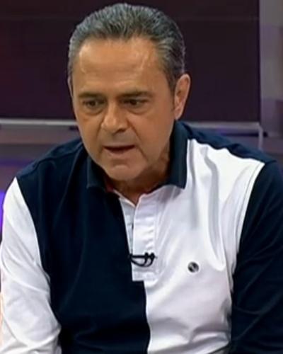 Luís Roberto, narrador da Globo