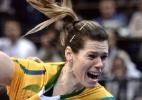 Brasileiras do handebol já têm novos times, mas CBHb cogita novo convênio - AFP PHOTO / DIMITAR DILKOFF