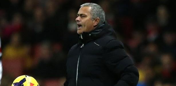 Mourinho nunca perdeu uma partida para Wenger