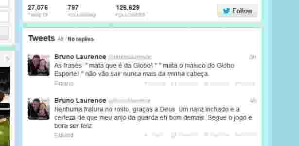 Repórter revelou no Twitter que foi vítima de assalto em São Paulo - Reprodução/Twitter