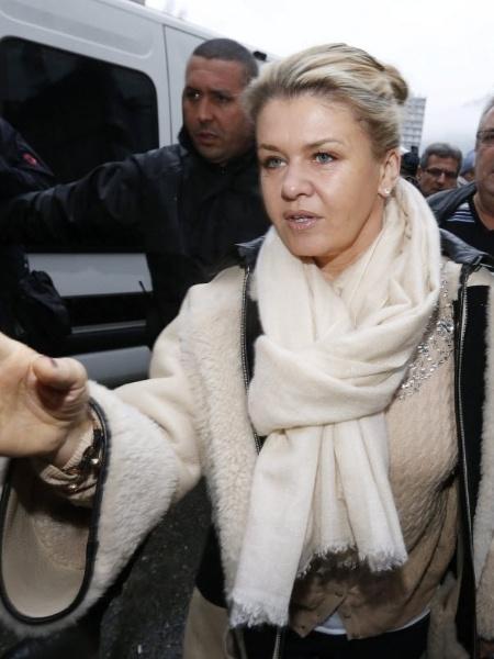 Corinna Schumacher, esposa de Michael Schumacher - EFE/Guillaume Horcajuelo
