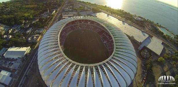 Beira-Rio está em fase final de reformas e deve ter contrato examinado por órgãos públicos