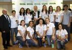 Melhor do Mundial de handebol cobra mais investimento em visita a ministro - Divulgação/Ministério do Esporte