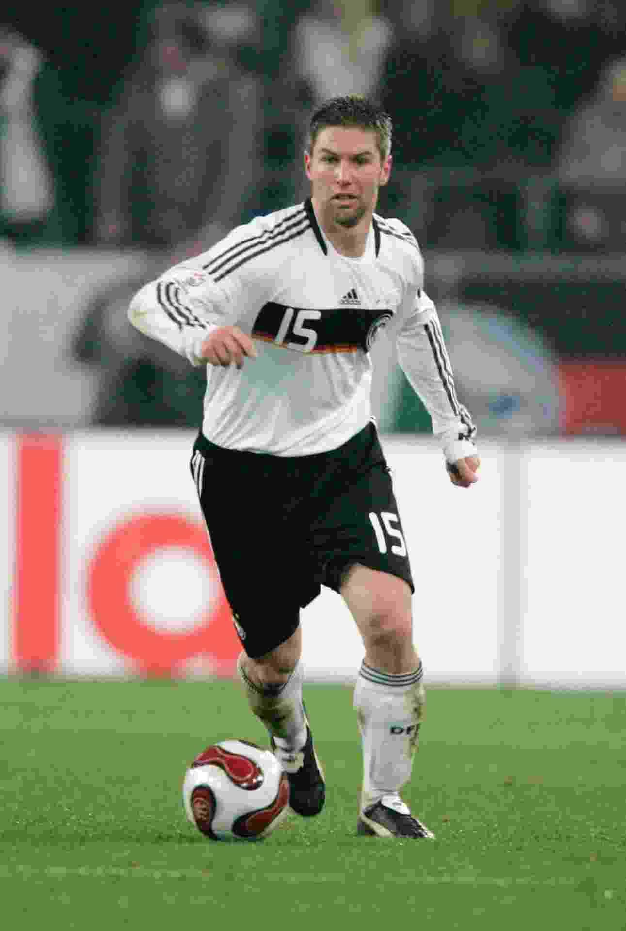 Thomas Hitzlsperger, jogador alemão que se declarou gay - AP Photo/Joerg Sarbach