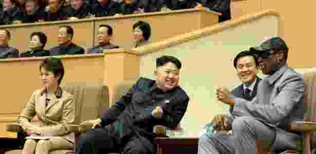 KCNA / AFP