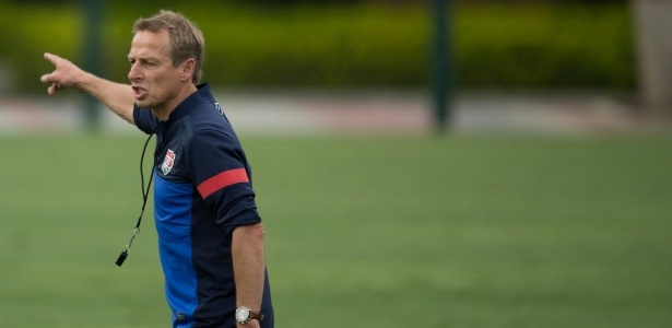 Klinsmann, que está com 49 anos de idade, comanda a seleção norte-americana desde 2011