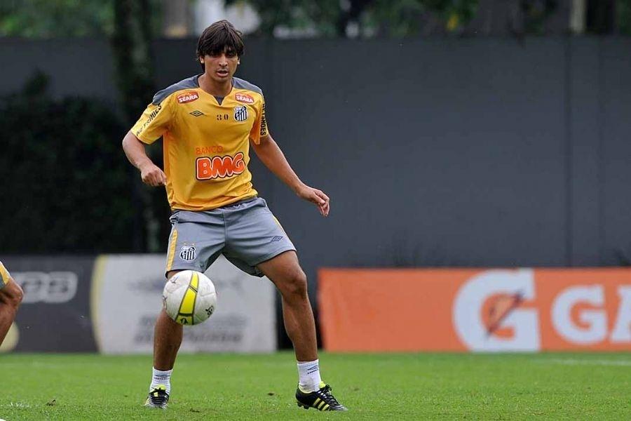 Vinicius Simon, que começou no Santos, é o novo reforço do Goiás