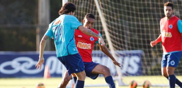 Zagueiro Wallace despediu-se do Cruzeiro e de seus torcedores após acertar sua transferência para o Braga