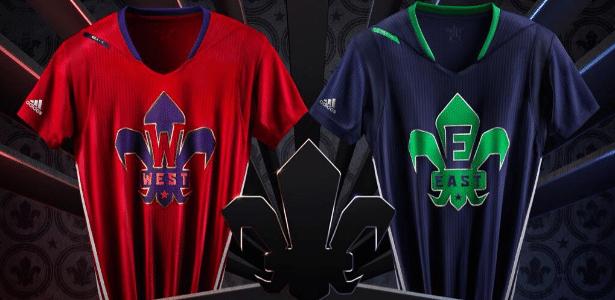 494efed4e5bfa All-Star Game da NBA terá camisas com mangas pela primeira vez em 2014