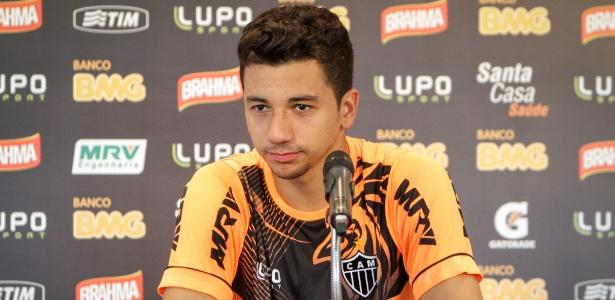 Meia-atacante Renan Oliveira foi emprestado pelo Atlético-MG para o América-MG, que disputa a Série B