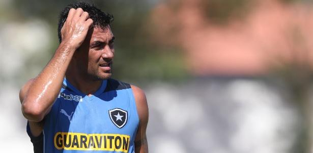Tanque Ferreyra perde moral no Botafogo e tenta evitar nova marca ... 739847767b9f7