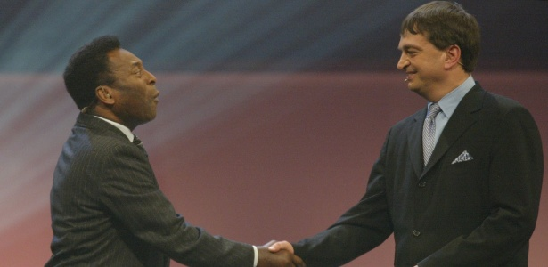 Candidato à presidência da Fifa teve pedidos negados por Corte Arbitral do Esporte - AFP