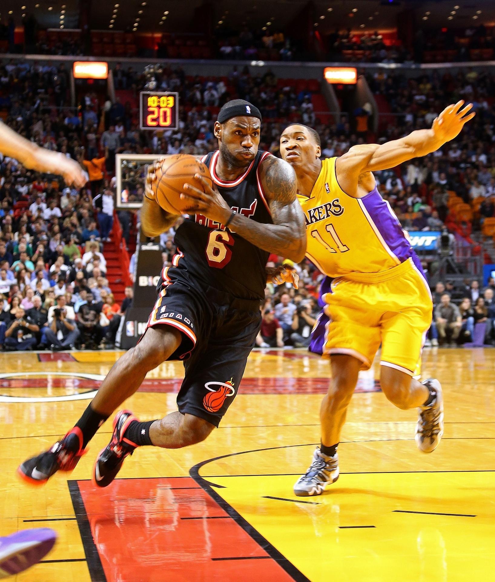 Fotos: Rodada Da NBA Nesta Quinta-feira (23/01)