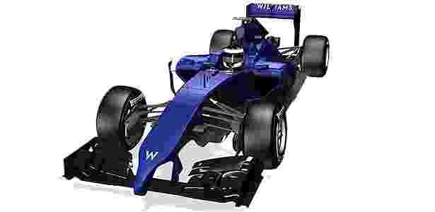 Divulgação/Williams F1