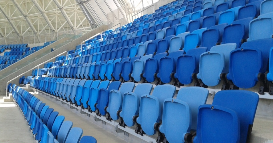 26. jan. 2014 - Arena das Dunas é inaugurada em Natal