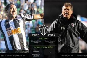 Cruzeiro ajusta nova numeração fixa em função de exigência da ... a1a266ff25c97