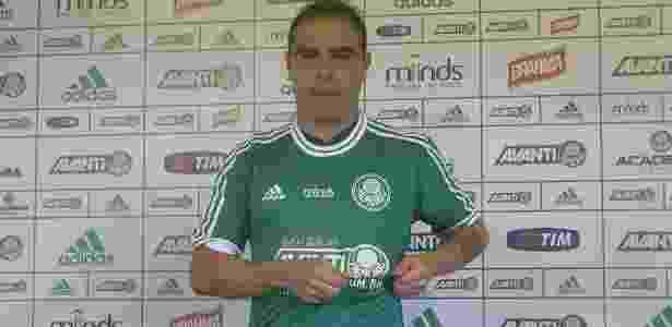 Apresentado no Palmeiras d977b584e5eab