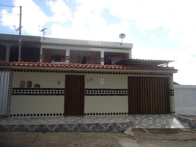 Casa da família de Rita de Cássia em Recife (PE), fica a 4km do estádio. Imóvel está anunciado como pousada e acomodará até 8 pessoas
