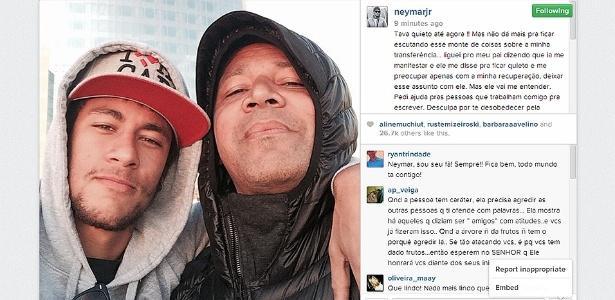 Neymar e seu pai foram denunciados pelo Ministério Público Federal