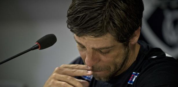 Juninho Pernambucano cobra suposta dívida do período em que retornou ao Vasco  - Vanderlei Almeida/AFP