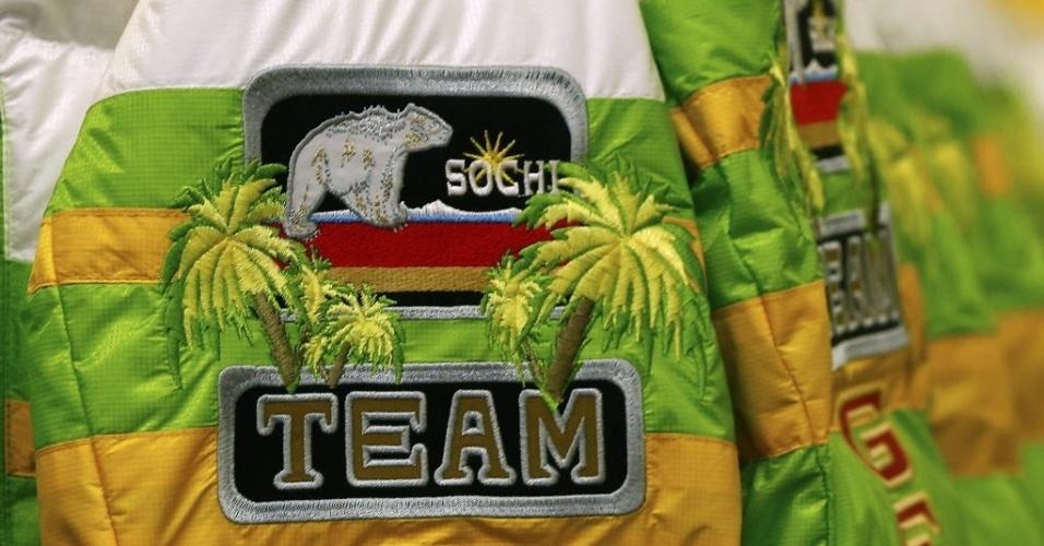 04. 02. 2014 - Uniformes da Alemanha para Sochi