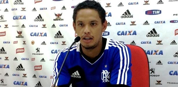 Último clube brasileiro defendido por Carlos Eduardo foi o Flamengo