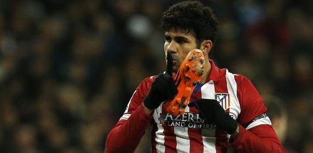 Diego Costa quer voltar a defender o clube espanhol
