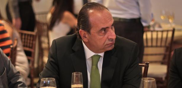 Alexandre Kalil, ex-presidente do Atlético-MG, demonstra ceticismo com a Primeira Liga