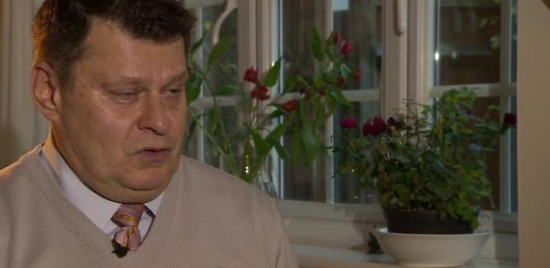 Magnata da construção civil, Valery Morozov acusa as autoridades russas de exigir superfaturação de obras