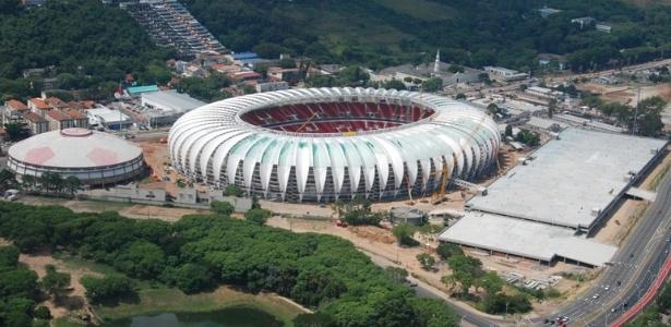 Autoridades gaúchas e dirigente do Inter apresentarão planos para as estruturas temporárias