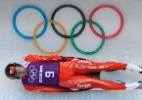 Cinco figuraças de Sochi mostram que Olimpíada pode receber qualquer mortal - LIONEL BONAVENTURE / AFP