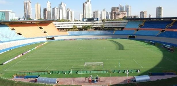 Serra Dourada é outra opção para receber o clássico entre Flamengo e Fluminense em 12/10