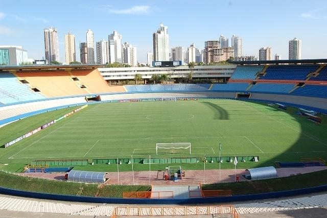 Estádio Serra Dourada, em Goiânia (GO)