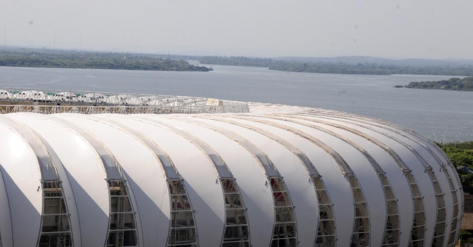 Beira-Rio receberá cinco jogos da Copa do Mundo e inauguração oficial ocorre em abril