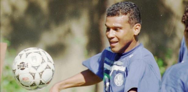 Muller era um dos principais jogadores do elenco alviverde em 1996