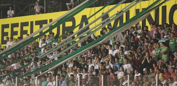 Casa do Luverdense, estádio Passo das Emas será ampliado para dez mil lugares