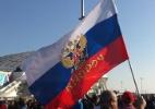 Rússia x EUA no hóquei no gelo - Bruno Freitas/UOL