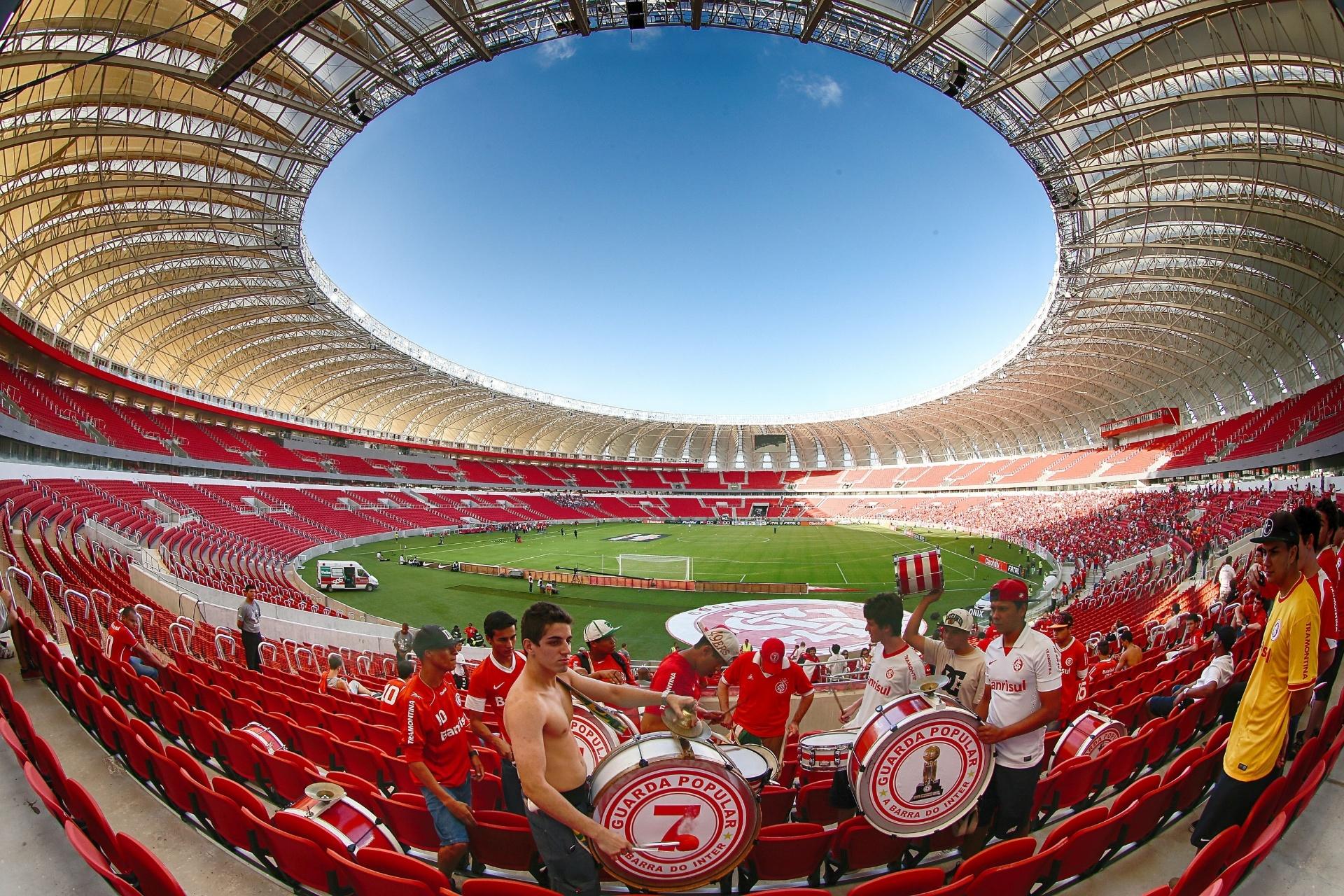 Inter bate recorde de público no Beira-Rio pós-reforma contra o Paraná -  Esporte - BOL 68f9e0a538c29