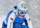 O momento da vitória em Sochi - AFP PHOTO / ANDREJ ISAKOVIC