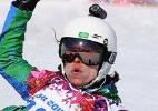 Snowboarder brasileira sofre queda em prova, vai ao hospital, mas passa bem - Cameron Spencer/Getty Images