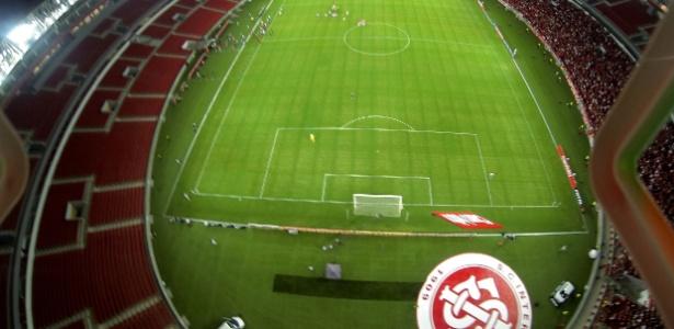 Estádio receberá presidenta Dilma Rousseff nesta quinta-feira e pode ser palco de protestos