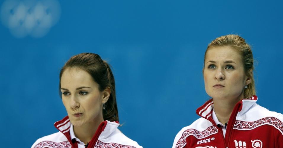 Belas da equipe de curling da Rússia - BOL Fotos - BOL Fotos