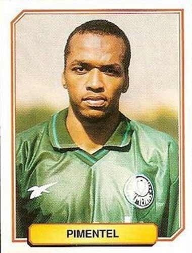 Pimentel - Lateral-direito que despontou no Vasco no início dos anos 90. Passou por outros clubes grandes, entre eles o Flamengo e o Palmeiras