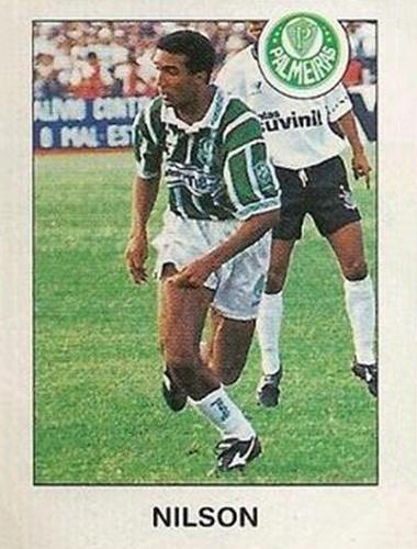 Nilson - Atacante que fez muitos gols atuando pelo Internacional e Palmeiras. Ficou marcado pela torcida colorada por anotar dois gols no 'Gre-Nal do Século', disputado em 1989.