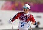 Norueguesa vence cross-country e é recordista de medalhas em Olimpíadas - Xinhua/Wang Song