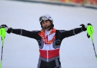 Fanfarrão mexicano esquia de mariachi na Olimpíada sem medo do ridículo - AFP PHOTO / ALEXANDER KLEIN