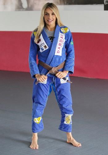 Syang competiu quatro vezes, uma em cada faixa que já teve no jiu-jítsu. E venceu em três das oportunidades